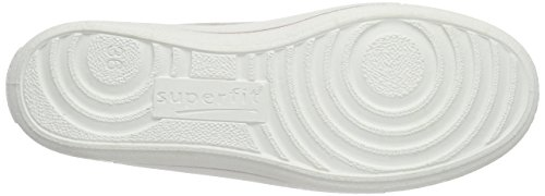 Superfit - Tensy, Sneaker basse Bambina Multicolore (Mehrfarbig (CAMELIA KOMBI 61))