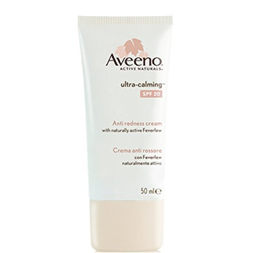 Aveeno Viso Ultra Calming Crema Anti Rossore Spf20 50ml.