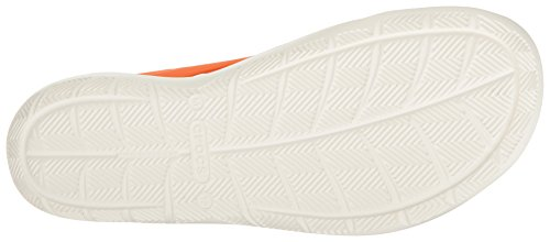 Crocs Swiftwater Wave, Richelieu homme Orange (Orange / White)