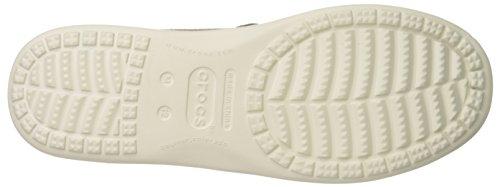 Crocs Herren Santa Cruz Deluxe Slip-on Khaki/Stucco