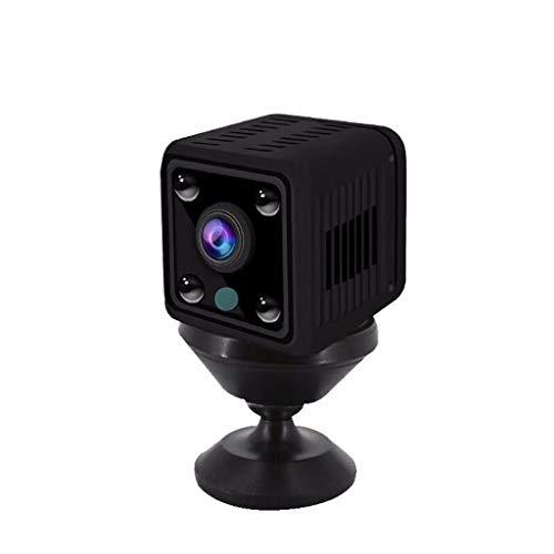Cyond 1080P WiFi Kamera mit Bewegungserkennung und Fernalarm Unterstützung 128G TF-Karte Spy Cam eingebautem Mikrofon Camcorder mit 2 Wege Audio IP Camera mit Night Vision 4 rotem Nachtsicht Licht Spy Wlan-camcorder