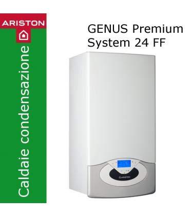 Ariston 3300329 caldaia condensazione GENUS Premium System 24 FF
