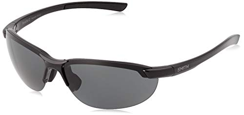Smith Optics Unisex-Erwachsene Parallel 2 Sonnenbrille, Mehrfarbig (Black), 71 (Sonnenbrille Für Damen Von Smith Optics)