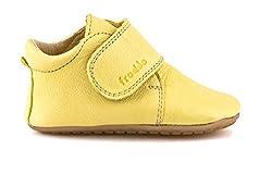 Froddo Krabbelschuh G1130005-8 Größe 22 EU Gelb (Yellow (gelb))