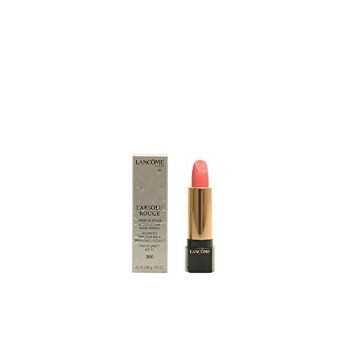 Lancome L'absolu Rouge Rossetto Idratazione e Volume Assoluto Spf 12 350 Rose Incarnation