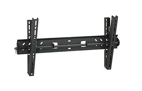 Vogel's PFW 5010 TV-Wandhalterung für 94-127 cm (37-50 Zoll) Fernseher, neigbar, max. 75 kg, Vesa max. 827 x 472, schwarz