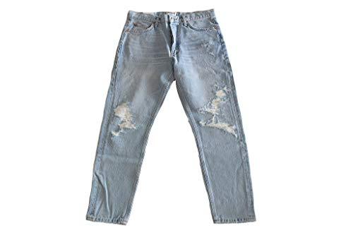 065c038763dc AGOLDE Damen Jeans Hose W29 Blau Jamie High Rise Classic Evermore Mom Fit   H398