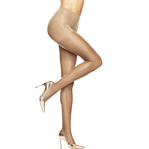 Hanes Absolutely Ultra Sheer Control Top Sheer Toe Pantyhose Barely There