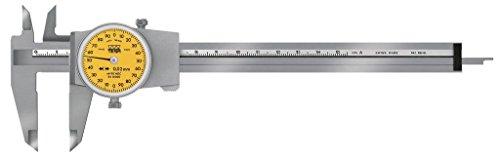Tesa 00510008CCMA-M modelo calibre, 0mm/150mm Rango de medición