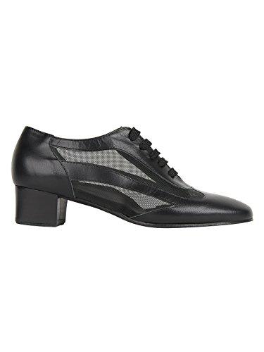 "Body ""Linea Premium Stivali in pelle Trainer, Black - black, 4 Black - black"