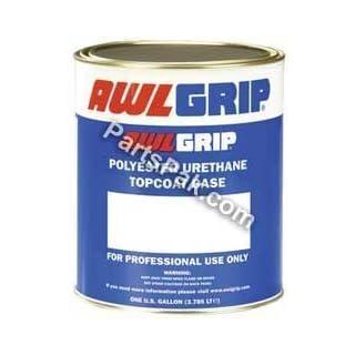 Awlgrip Polyester Urethane Topcoat Base Paint Gallon - G2017G - Superjet Black by Awlgrip