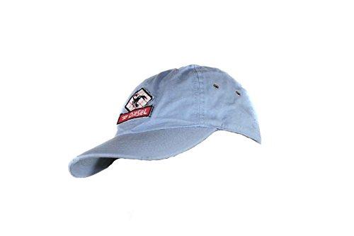 Diesel Cap Mütze Hut Capy Berretto Army Ziky Uni Size (Hellblau)