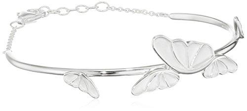 Elements Silver Damen Armreifen Silber - B5007 Preisvergleich