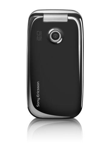 Sony Ericsson Z610i Luster Black