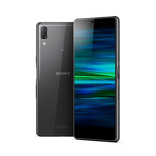"Sony Xperia L3 - Smartphone con Dual Camera 13MP e 2MP, display da 5.7"" HD+ Nero"