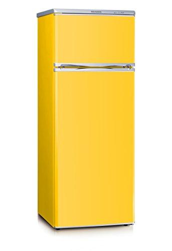 SEVERIN Doppeltür-Kühl-/Gefrierschrank, 166 L/46 L, Energieeffizienzklasse A++, KS 9797