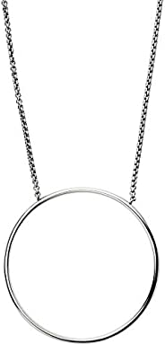 Skagen Women Stainless Steel Pendant Necklace - SKJ1122040