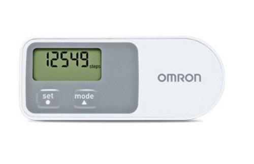Omron Hub - Omron HJ-320 Schrittzähler - (Mehrfarbig)