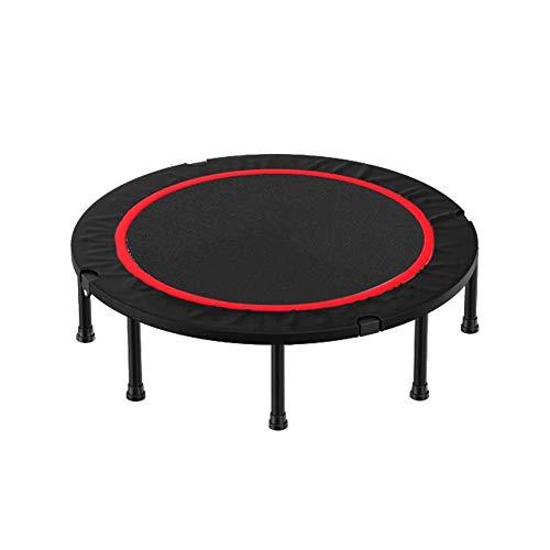 SPTAIR Mini Trampolin Fitness Trampolin für Erwachsene oder Kinder Folding Rebounder für Heimtraining (2 Größen: 40 Zoll / 48 Zoll) (Size : 48inches)