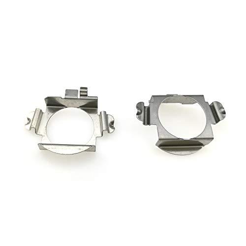 Alle Arten von Auto Lampen Halter Adapter Control Unit Halterung Montageplatte für Auto LED Lampen Pack von 2 sätze für Nighteye (NOV-A4) -