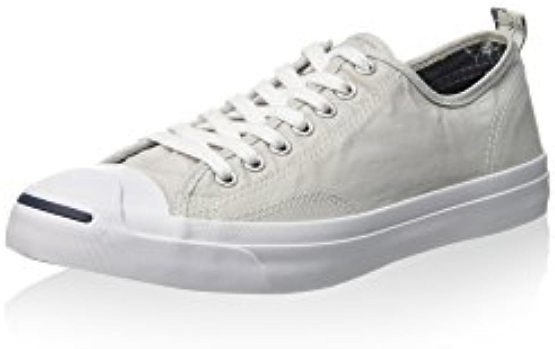 Converse Herren JP LTT OX Print Sneaker  Hellgrau/Weiß  43 EU