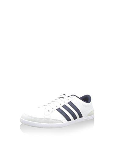 Adidas Caflaire Blanc, Unisexe Sneaker Blanc