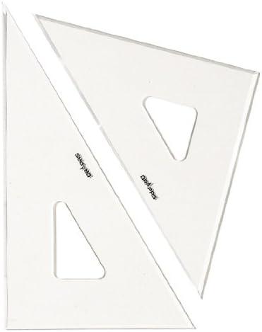 2 mm d'paisseur 24cm 13023 sans Dorapasu chelle triangle de la rgle (japon importation) | Paris
