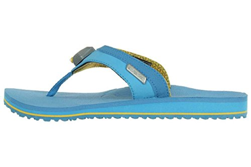 Teva Lumen Women Women's with light 4085 blue Cyan Blue