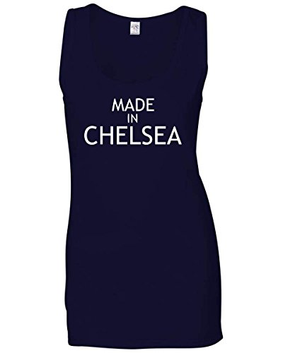 T-Shirtshock - Canottiera Donna WC0481 Made In Chelsea, Taglia L