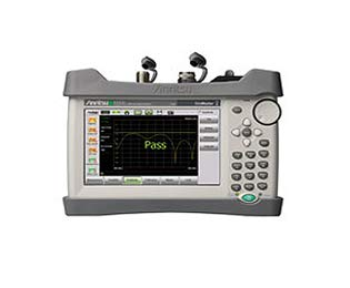 Anritsu S331L Site Master, 2 MHz to 4 GHz, Cable and Antenna Analyzer with built-in Power Mete - Anritsu Spectrum Analyzer