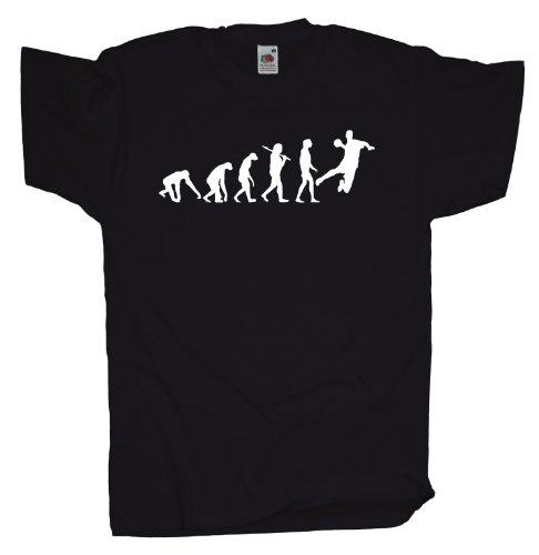 Ma2ca - Evolution - Handball T-Shirt Black