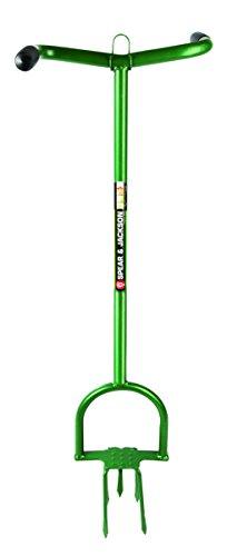 Spear & Jackson 81210 Griffe rotative Tout Acier, Vert