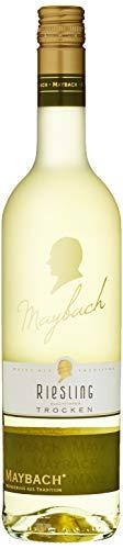 Maybach Riesling Qualitätswein trocken, Qba (1 x 0.75 l)