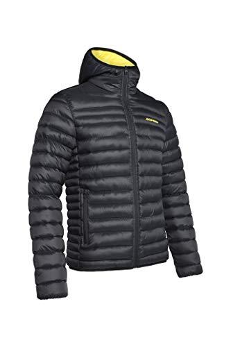 Jacke HILL 035 schwarz/gelb S