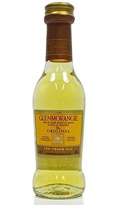 Glenmorangie - The Original Highland Malt Miniature - 10 year old Whisky