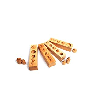 Mini Knobbed Cylinders