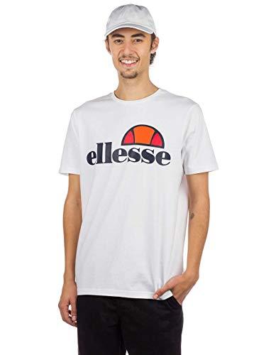 Ellesse Prado Camiseta, Hombre, Blanco (Optic Whit), XL