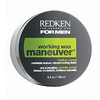 Redken Maneuver Working Wax (Quantity of 3) by Redken
