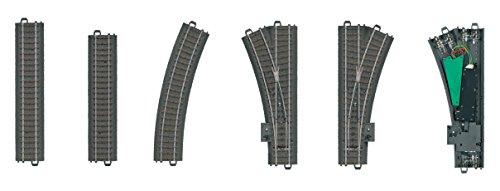 316A3EOEC2L - Märklin 24802 - Digitale C-Gleis-Ergänzungspackung D2, Spur H0