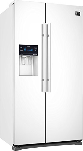 Samsung RS4000 RS53K4400WW/EF Side-by-Side/A+/178,9 cm/420 kWh/361 L Kühlteil/208 L Gefrierteil/Twin Cooling/Total No Frost/Digital-Inverter-Kompressor/Eis- und Wasserspender