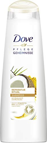Dove Reparatur Ritual Shampoo mit Kokosduft & Kurkuma, 250 ml