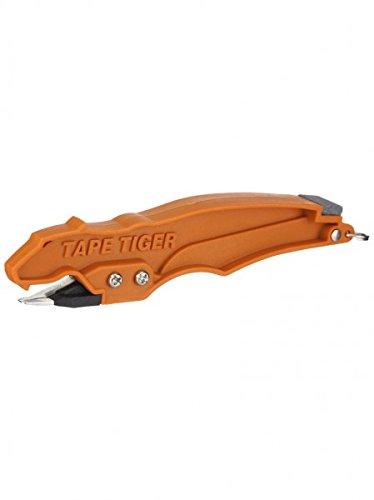Tape Tiger Pro Modell mit Skate Entgraten Stein und Schere -