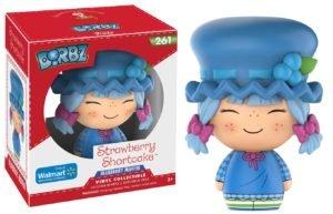 Dorbz Vinyl Collectible - Strawberry Shortcake Blueberry Muffin Exclusive