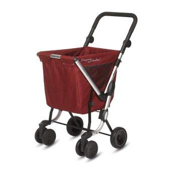 Playmarket Einkaufstrolley mit offener Tasche We Go Lolly Pop