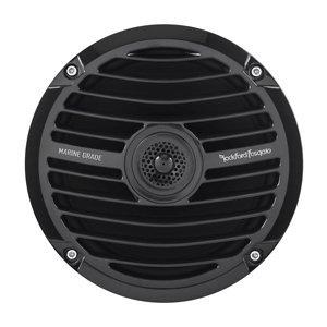 ROCKFORD FOSGATE RM0652B 16,5cm 2-Wege Marine/Outdoor/Boot Lautsprecher Schwarz