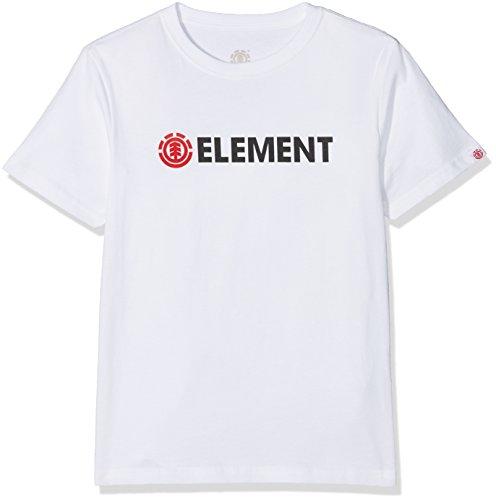 Element Jungen Blazin SS Boy Shirt Und Hemd Optic White 8 Preisvergleich