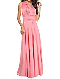 pretty nice 8c139 634ee Amazon.it: I Vestiti Eleganti Da Donna - Rosa / Vestiti ...