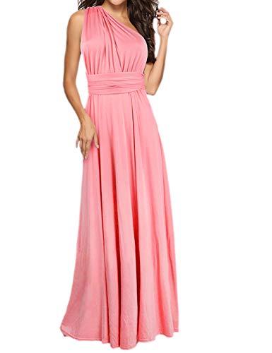 65cce7aa7a69 EMMA Donne Lunga Vestito da Cocktail da Sera Elegante Damigella D onore