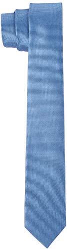 Strellson Premium Herren Tie_6.0 Krawatte, Blau (Navy 453), One Size (Herstellergröße: 1)