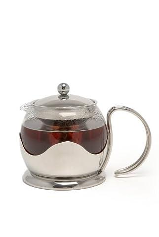 La Cafetiere TM970000 Le Teapot 0.66 litre in Stainless